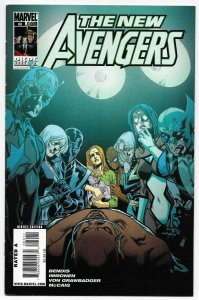 New Avengers #60 (Marvel, 2010) FN-