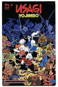 Usagi Yojimbo #3-1987-Stan Sakai - Comic Book