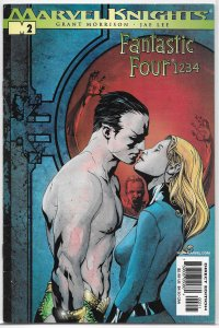 Fantastic Four  : 1234   #2 of 4 GD/VG