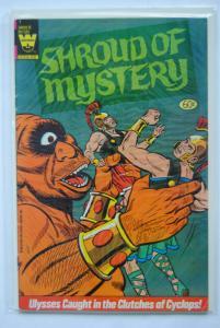 Shroud Of mystery #1