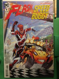 The Flash/ Speed Buggy #1 Hanna Barbera