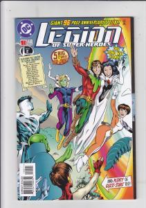 Legion of Super-Heroes #100