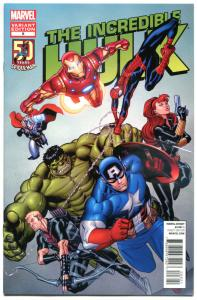 HULK #8 Variant, NM-, Thor, Iron Man, Incredible, 2012, more Marvel in store