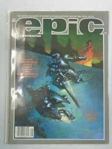 Epic Illustrated #13 4.0 VG (1982)