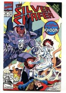 Silver Surfer #69 1992-1st appearance MORG-Marvel NM-