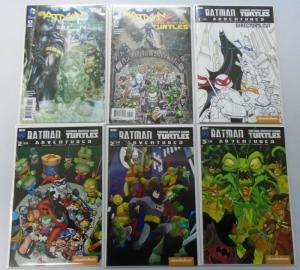 Batman + Turnes Lot, 11 Different 8.0/VF (2016-2017)
