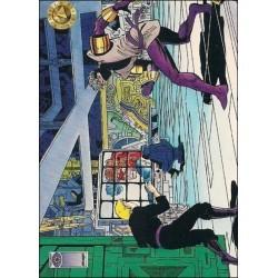 1993 Upper Deck Valiant/Image Deathmate NERVE CENTER #99