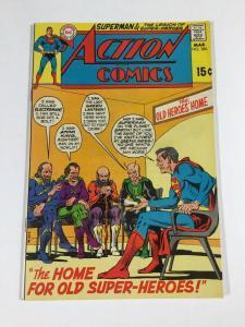 Action Comics 386 6.0 Fn Fine  Superman Dc Bronze Age