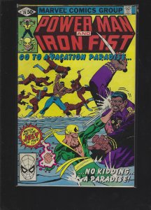 Power Man and Iron Fist #70 (1981)