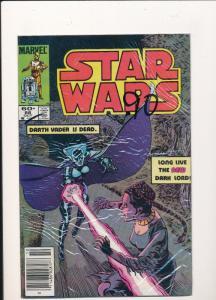 Marvel Comics Star Wars #88 (F/VF) (SIC416)