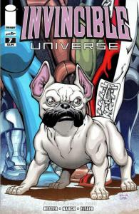 Invincible Universe #7 VF/NM; Image   save on shipping - details inside