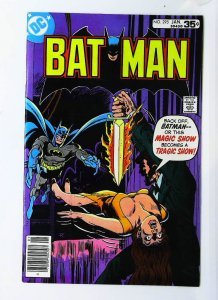 Batman (1940 series) #295, VF+ (Actual scan)