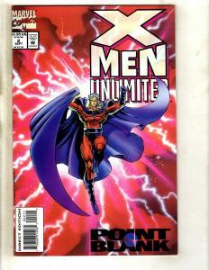11 Comics X-Men Unl # 2 Micronaut # 1 2 3 4 + 1 Sp + 1 3 Deluxe 2 + Sp '96 JF26