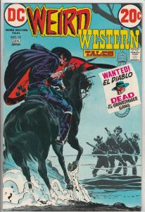Weird Western Tales #15 (Oct-72) NM- High-Grade Jonah Hex
