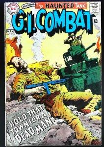 G.I. Combat (1957 series) #129, VG+ (Actual scan)