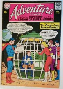 Adventure Comics #321 (1964)