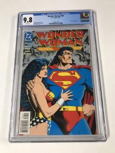 Wonder Woman (Volume 2) #88 CGC 9.8