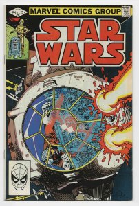 Star Wars (1977) #61 Direct Edition