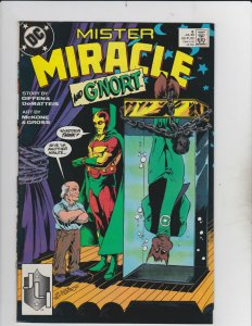 DC Comics! Mister Miracle! Issue 6!