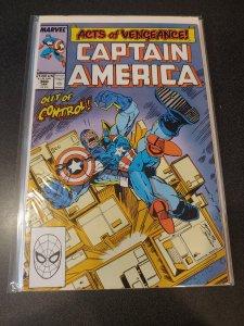 Captain America #366 (1990)