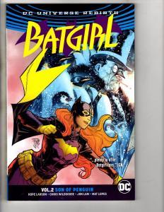 Batgirl Vol. # 2 Son Of Penguin DC Comics TPB Graphic Novel Comic Book J279