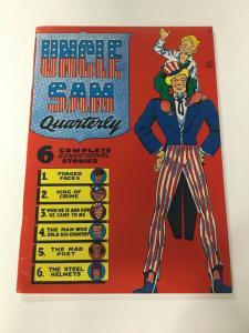 Uncle Sam Quarterly 1 Nm Near Mint Comic Magazines Reprint