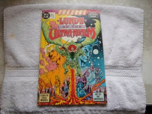1987 LORDS OF THE ULTRA- REALM SPECIAL # 1