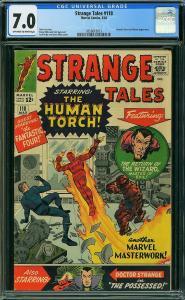 Strange Tales #118 (Marvel, 1964) CGC 7.0