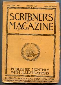 Scribner's Magazine February 1898- Bunker Hill- Henry Cabot Lodge