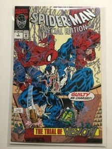 Spider-Man Special Edition 1 Very Fine Vf 8.0 Marvel