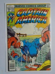 Captain America (1st Series) #224, 6.0 (1978)