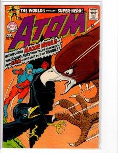 the Atom (1962) 37 Very Fine -  (7.5)