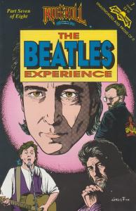 THE BEATLE'S EXPERIENCE # 7 of EIGHT - ROCK N ROLL COMIC