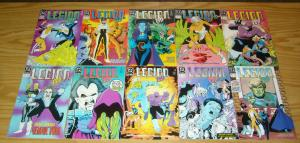 L.E.G.I.O.N. #1-70 VF/NM complete series + annual 1-5 dc comics lobo legion set