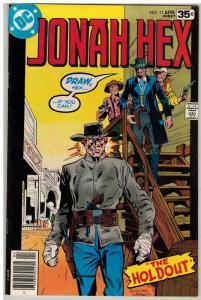 JONAH HEX 11 FN April 1978