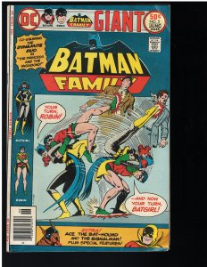 Batman Family #5 (DC, 1976)