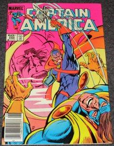 Captain America #294 -1984