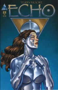 Echo (Abstract) #22 VF/NM; Abstract | save on shipping - details inside