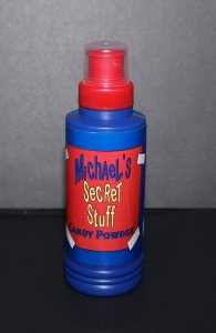 Space Jam Michael's Secret Stuff Candy  MINT 1996