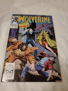 Wolverine 4 Near Mint- Cover by John Buscema and Al Williamson