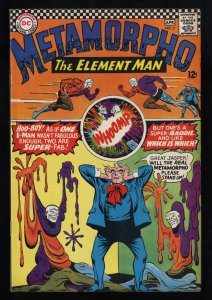 Metamorpho #5 VF 8.0 White Pages
