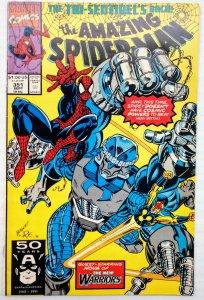 The Amazing Spider-Man #351 (VF+)(1991)