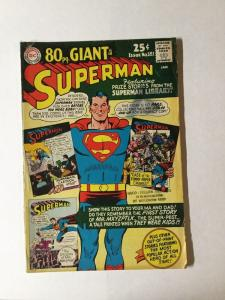 Superman 183 4.0 Very Good Vg Silver Age