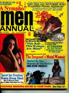MEN Annual-1971-Pussycat-Nympho-Natives-Sex-Adventure