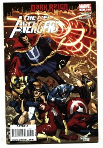 New Avengers #53 1st cameo appearance of Sorcerer Supreme-comic book-2008