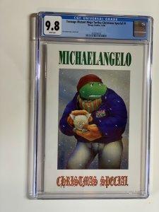 Teenage Mutant Ninja Turtles Christmas Special 1 Cgc 9.8 Wp Mirage Studios