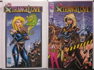 STRANGELOVE (1995 ENTITY) 1-2  Tatsuya Ishida