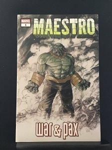Maestro : War & Pax #1