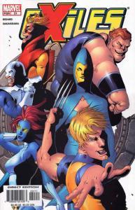 Exiles (Marvel) #51 FN; Marvel   save on shipping - details inside