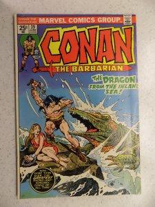 CONAN THE BARBARIAN # 39